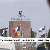 La Guyane s'enlise dans la crise