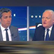 François Asselineau s'emporte face à Olivier Galzi