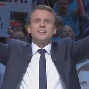 Emmanuel Macron, la révélation de la campagne