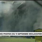 11 septembre : les photos du Pentagone déclassifiées