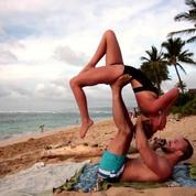 Il fait sa demande de mariage en pleine séance de yoga