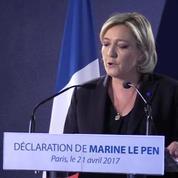 Marine Le Pen : « Je demande d'ordonner la restauration effective de nos frontières...»