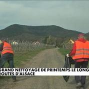 Osterputz : l'Alsace fait son nettoyage de printemps