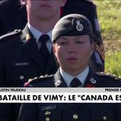 Bataille de Vimy : Le Canada est né ici