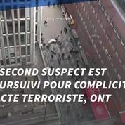 Attentat à Stockholm: un deuxième suspect arrêté