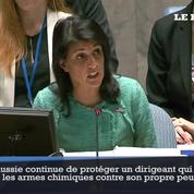 L'ambassadrice américaine à l'ONU appelle à