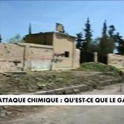 Syrie : qu'est-ce que le gaz sarin utilisé dans l'attaque chimique ?