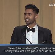 Dîner des correspondants : Trump boycotte, son absence raillée