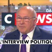 Michel Sapin : Emmanuel Macron ne veut pas être le candidat de la sociale-démocratie