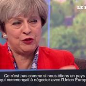 Brexit : Theresa May rompra les négociations avec l'UE si l'accord est mauvais