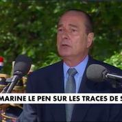 Vel d'Hiv : Marine Le Pen sur les traces de son père