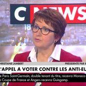 La présidente par interim de la FNSEA appellent les agriculteurs à voter contre les anti-européens