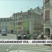 ETA : Le désarmement a commencé