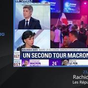 La gauche et la droite se rassemblent largement derrière Emmanuel Macron