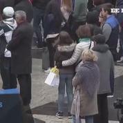 La Suède rend hommage aux victimes de l'attentat de Stockholm