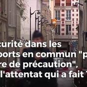 La police judiciaire autorisée à fouiller les bagages dans les transports parisiens