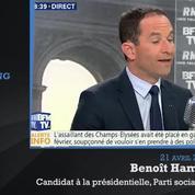 Attentat sur les Champs-Elysées : les politiques mettent en garde contre la récupération