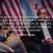La nouvelle mission d'Obama: faire émerger une nouvelle génération de leaders politiques