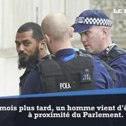 Un homme qui s'apprêtait à commettre un attentat arrêté à Londres