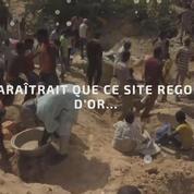 Au Niger, ruée vers l'or près de Niamey