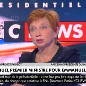 Laurence Parisot dément lorgner sur Matignon mais continue de dire qu'elle est «disponible»