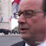 François Hollande sur l'élection d'Emmanuel Macron : «Je serai toujours à côté de lui»