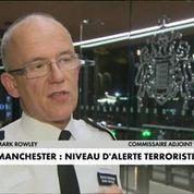 Niveau d'alerte terroriste renforcé au Royaume-Uni