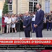 Edouard Philippe à Bernard Cazeneuve : Je suis un homme de droite, ça ne vous étonnera pas