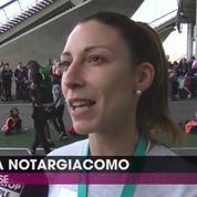Nathalie Péchalat, Christophe Licata…les stars fêtent les Jeux pour la bonne cause (exclu vidéo)