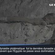17 momies découvertes dans des catacombes égyptiennes