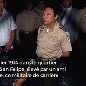 Décès de Manuel Noriega, ancien dictateur panaméen