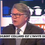 Gilbert Collard : Je pense que Marine Le Pen ne doit pas être candidate à Hénin-Beaumont