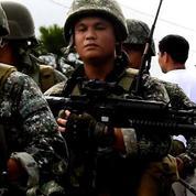 L'armée Philippine affronte les jihadistes à Marawi