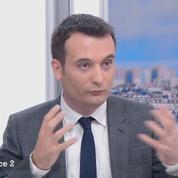 Florian Philippot répond à la polémique sur son association «Les Patriotes»