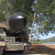 Les images du dernier tir de missile de la Corée du nord