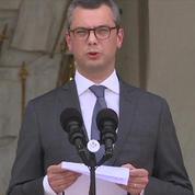 L'annonce des ministres du gouvernement d'Edouard Philippe