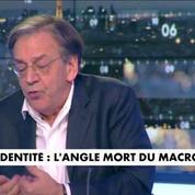 Identité, laïcité : des sujets éludés par Macron ? Michel Onfray et Alain Finkielkraut répondent