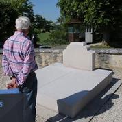 France : la tombe du général De Gaulle vandalisée