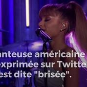 Ariana Grande annule sa tournée européenne