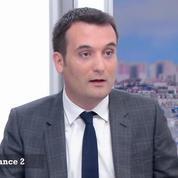 Florian Philippot : «Aujourd'hui se constitue le parti unique mondialiste»