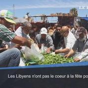 Les Libyens n'ont pas le coeur à la fête pour le ramadan