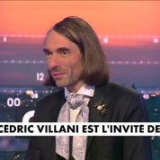 Cédric Villani sur En marche ! : C'est le mouvement que j'attendais depuis 15 ans