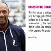 Zinédine Zidane menacé de mort pour ses propos anti-FN selon Christophe Dugarry