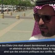En Arabie Saoudite, la visite de Donald Trump suscite des espoirs