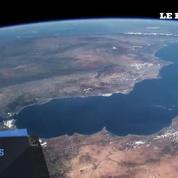 Voyagez du Cap-Vert à la Corse avec Thomas Pesquet