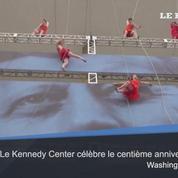 Le Kennedy Center célèbre le centième anniversaire de JFK