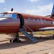 Le jet privé d'Elvis Presley est mis aux enchères