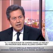 Georges Fenech (LR) : « Il n'y aura pas de raz-de-marée législatif du Front National »