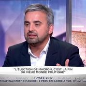 Alexis Corbière : « La droite est fracassée, le PS est mort, c'est une forme de bonne nouvelle»