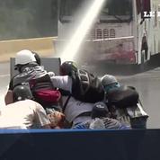 Les manifestations continuent au Venezuela
